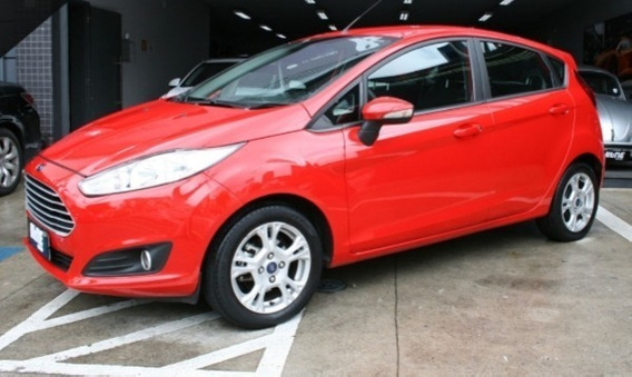 Ford New Fiesta Hatch 1.6 Se 2015