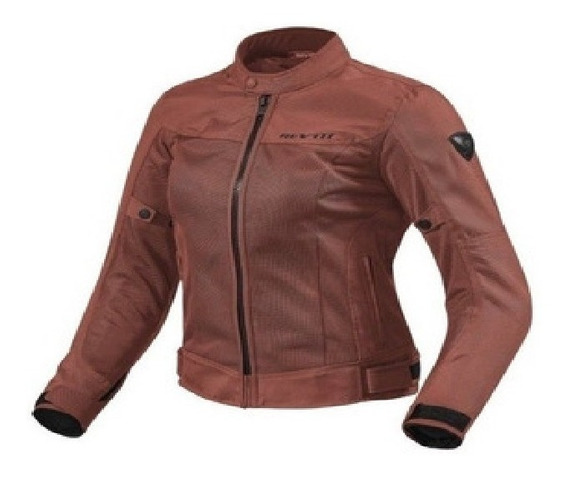 Chamarra Para Motociclista Revit Eclipse Ladies Cafe Mh&s
