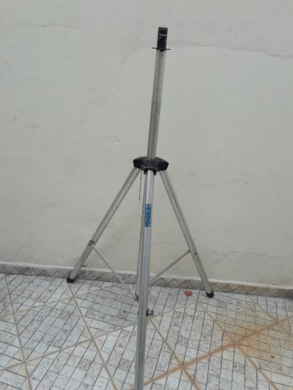 Pedestal De Aluminio Para Caixas Acusticas Mbv