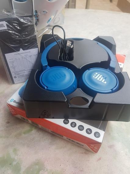 Fone Jbl T450bt Azul