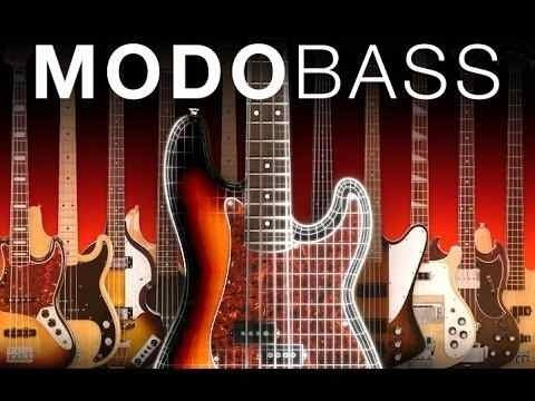 Modo Bass Ik Multimedia Original