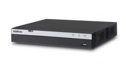 Dvr Intelbras 4 Canais Mhdx 3004 G3 Multi Hd 5em1 1080p Full