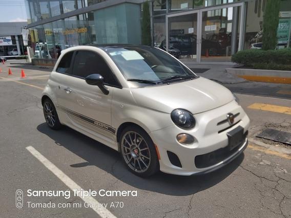 Fiat 500 2017 1.4 Abarth At