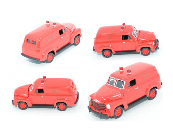 Chevy Delivery Panel Johnny Lightning Rueda Goma Solo Envios