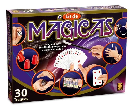 Kit De Mágicas Grow