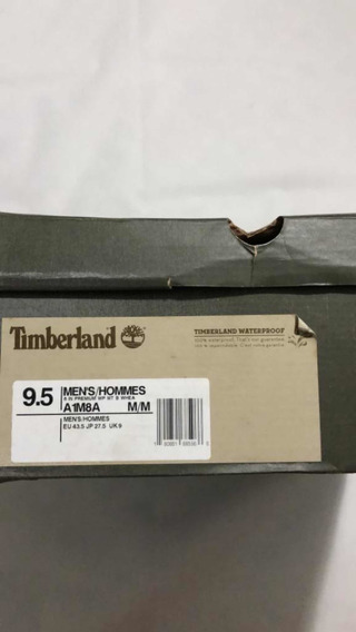 Botas Timberland Clasicas