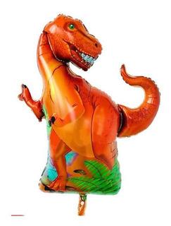 Globos Dinosaurios 70 Cm Aprox Mayor Detal