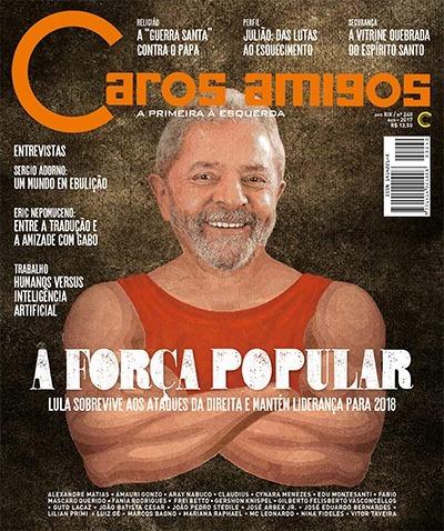 Revista Caros Amigos Nº 240 (nova E Lacrada)