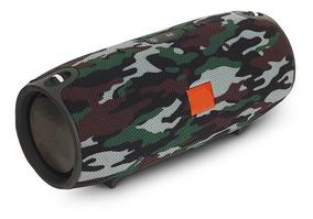 Radio Charge 3 Portable Wireles Bluetooth Camuflado Top