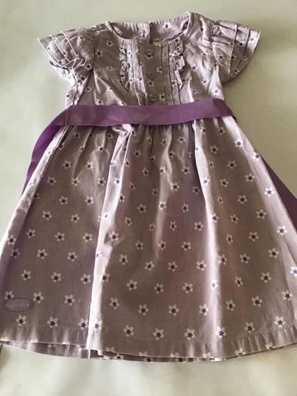 Vestido Niña Offcorss Talla 3t