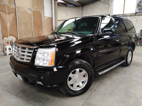 Cadillac Escalade 6.0paq B 4x4 At 2002