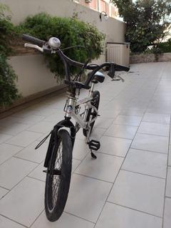 Bicicleta Bmx Fresstyle Rodado 20 Usada!!!!