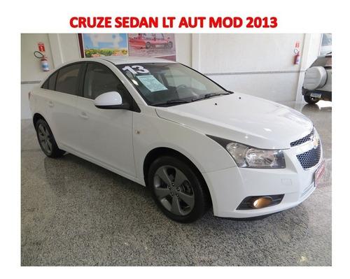 Imagem 1 de 14 de Cruze Sedan Aut Mod 2013 Completo + Opç