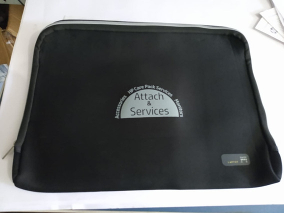 Capa Para Notebook Hp Ate 17,3 Novo Original