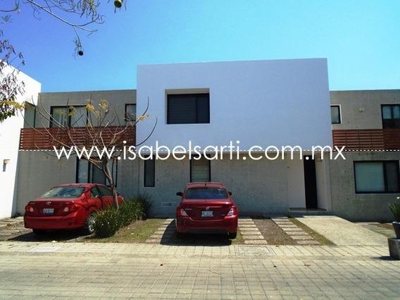 Casa En Renta En Juriquilla Santa Fe D223