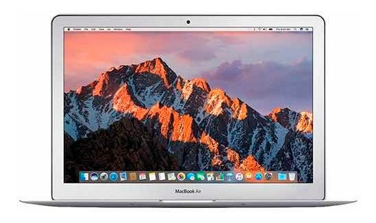 Apple Macbook Air 2017 13.3 I5 Intel 1.8ghz 8gb Ram 128 Ssd