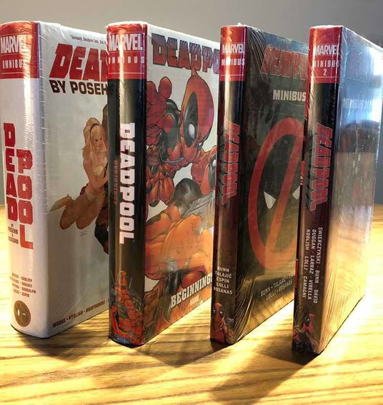 Deadpool Omnibus Collection