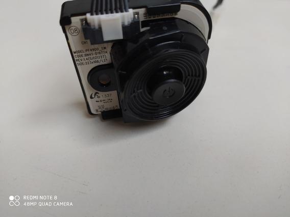 Botão Power Samsung Pl51f4000ag Pf4900-sw Novooo