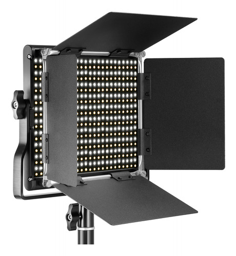 Imagen 1 de 6 de Lámpara De 660 Luces Led Neewer Bicolor 3200-5600k Cri 96+