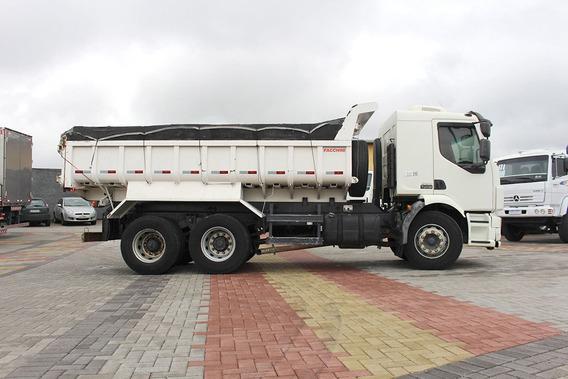 Vm 260 6x2 2011 Caçamba 8m³ = Cargo 2629 Mb 2726