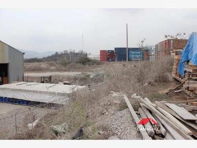 Terreno Industrial En Venta Zona Industrial, Tapeixtles, Manzanillo, Colima; A Un Lado De Woodward
