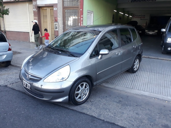 Honda Fit 1.5 Ex Año 2006 Full