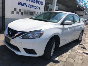 Nissan Sentra Sense 2017 Seminuevos