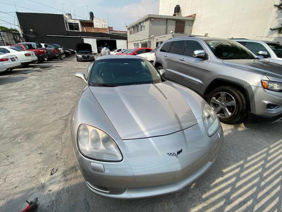 Increíble Chevrolet Corvette Stingray 2006 Manual V8 6.0 Ls2