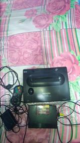 Neo Geo Aes + Kof 97 Caixinha E Encarte.r$ 3100