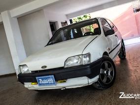 Ford Fiesta Cl 3p. Nafta 1996 3p Blanco