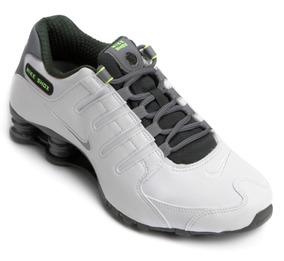 d854b99eab3 Tenis Nike Shox Nz Se Masculino - Nike para Masculino no Mercado ...
