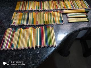 Coleção De Lápis Antigos Anos 50, 60