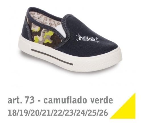 Panchas Lisas/bicolores P/ Niños Talle 18-26 - Calzados Rave