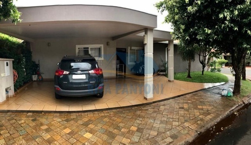Casa Condominio, Jardim Manoel Penna, Ribeirão Preto - C4674-v