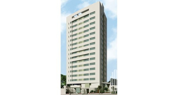 Apartamento Flat Com 1 Quarto No Edf. Studio Prime Graças - Vd1552-v