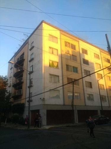 Departamento En Venta Col. Guerrero, Zona Centro, Cuauhtémoc, Cdmx.
