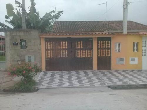 Imagem 1 de 14 de Casa À Venda No Jardim Verde Mar - Itanhaém 4837   A.c.m