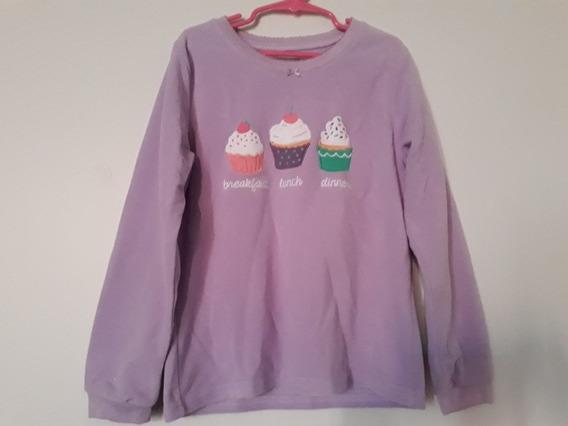 Lote Pijama Carters Zara 7 Piezas 7-8 Años Niña