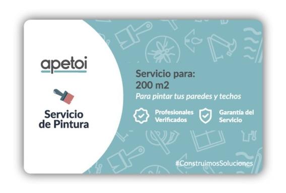 Servicio De Pintura (hasta 200mt2)