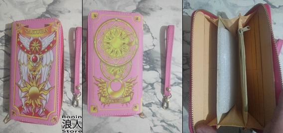 Billetera Sakura Card Captor - Ronin Store - Rosario
