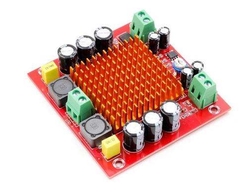 Amplificador Audio Digital Tpa3116d2 150w Dc12-24v Xh-m544