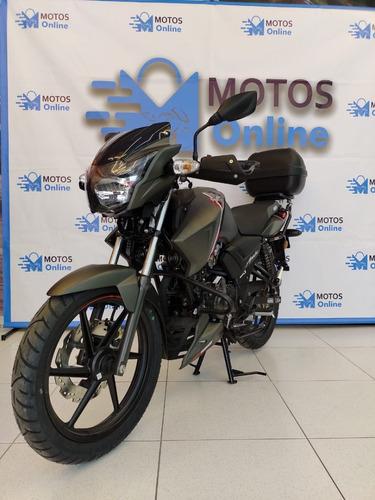 Tvs Apache Rtr 180 2v Modelo 2022