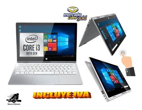 Laptop Portatil Hyundai Mini Core I3 10ma 4gb 64gb  11,6