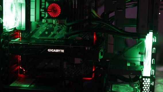 Pc Gamer I7700k 16gb Gtx 1070 8g