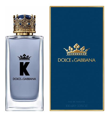 Imagen 1 de 2 de Perfume Dolce & Gabbana K Edt 100ml Oferta!!