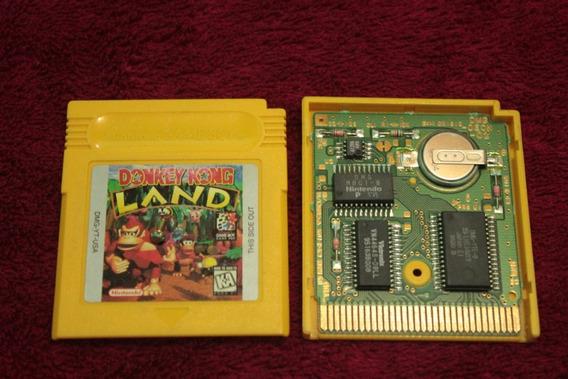 Donkey Kong Land Americano Original Para Nintendo Game Boy