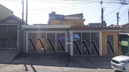 Casa Com 4 Dormitórios À Venda, 420 M² Por R$ 1.000.000,00 - Jardim Vila Formosa - São Paulo/sp - Ca0085
