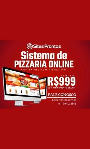Sistema Para Pizzaria Online