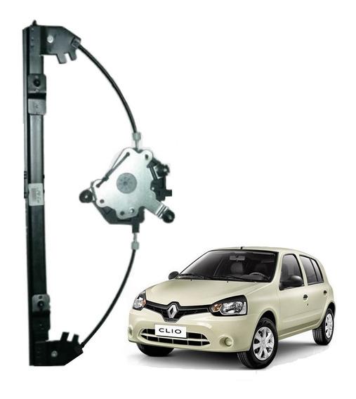 Maquina De Vidro Eletrico Clio 4 Portas Dianteira Direita