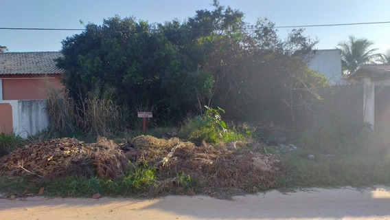 Terreno Em Praia Seca, 1 Quarteirão Da Praia Do Vargas 450m2